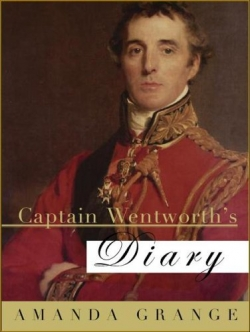 Couverture Captain Wentworth's Diary