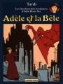 Couverture Les Aventures Extraordinaires d'Adèle Blanc-Sec, tome 01 : Adèle et la bête Editions Casterman 1976