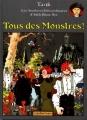 Couverture Les Aventures Extraordinaires d'Adèle Blanc-Sec, tome 07 : Tous des monstres ! Editions Casterman 1994