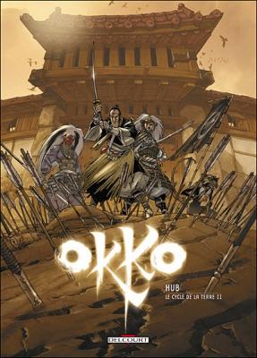 Couverture Okko, tome 04 : Le cycle de la terre, partie 2