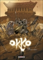 Couverture Okko, tome 04 : Le cycle de la terre, partie 2 Editions Delcourt 2008