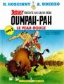 Couverture Oumpah-Pah, tome 1 : Oumpah-Pah le peau-rouge Editions Albert René 1995