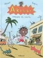 Couverture Akissi, tome 1 : Attaque de chats Editions Gallimard  2010