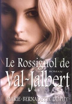 Couverture L'enfant des neiges / L'orpheline des neiges, tome 2 : Le Rossignol de Val-Jalbert