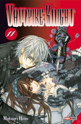 Couverture Vampire Knight, tome 11