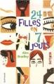 Couverture 24 filles en 7 jours Editions Gallimard  (Scripto) 2006
