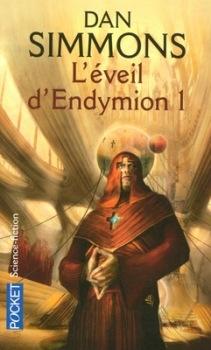 Couverture Les Cantos d'Hypérion, tome 7 : L'éveil d'Endymion, partie 1