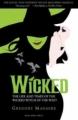Couverture Wicked, tome 1 : La véritable histoire de la méchante sorcière de l'ouest Editions HarperCollins 2006