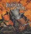 Couverture Légendes de la garde, tome 1 :  Automne 1152 Editions Gallimard  2008