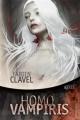 Couverture Homo Vampiris Editions Mnémos (Icares) 2009