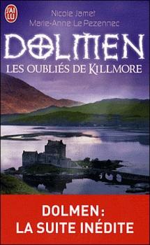 Couverture Dolmen, tome 2 : Les oubliés de Killmore