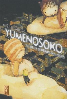 Couverture Yumenosoko : Au plus profond des rêves