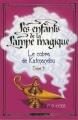 Couverture Les Enfants de la lampe magique, tome 3 : Le Cobra de Katmandou Editions Bayard (Jeunesse) 2007