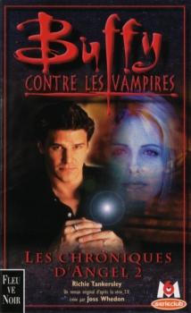 Couverture Buffy contre les vampires, tome 07 : Les chroniques d'Angel, partie 2