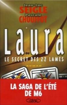 Couverture Laura ou le secret des 22 lames