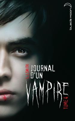 Couverture Journal d'un vampire, tome 04 : Le royaume des ombres