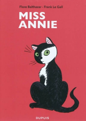 Couverture Miss Annie