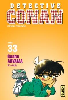 Couverture Détective Conan, tome 33
