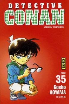 Couverture Détective Conan, tome 35
