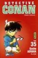 Couverture Détective Conan, tome 35 Editions Kana 2003