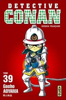 Couverture Détective Conan, tome 39
