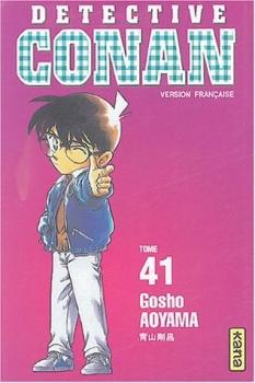Couverture Détective Conan, tome 41