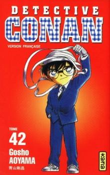Couverture Détective Conan, tome 42