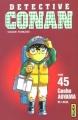 Couverture Détective Conan, tome 45 Editions Kana 2005