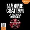 Couverture La patience du diable Editions Audiolib 2014