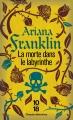 Couverture La Morte dans le labyrinthe Editions 10/18 (Grands détectives) 2016
