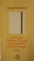 Couverture L'incolore Tsukuru Tazaki et ses années de pèlerinage Editions Belfond 2014
