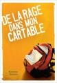 Couverture De la rage dans mon cartable Editions Hachette 2014