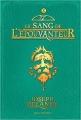 Couverture L'épouvanteur, tome 10 : Le sang de l'épouvanteur Editions Bayard (Jeunesse) 2015
