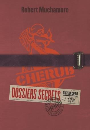 Couverture Cherub, tome hs : Dossiers secrets