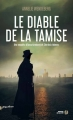 Couverture Le diable de la Tamise Editions Presses de la Cité (Sang d'encre) 2016