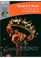 Couverture Le trône de fer, tome 04 : L'ombre maléfique Editions Gallimard  (Ecoutez lire) 2016