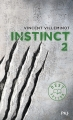 Couverture Instinct, tome 2 Editions Pocket (Jeunesse - Best seller) 2015