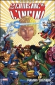 Couverture Thanos : La Croisade de l'Infini Editions Panini (Marvel Gold) 2016