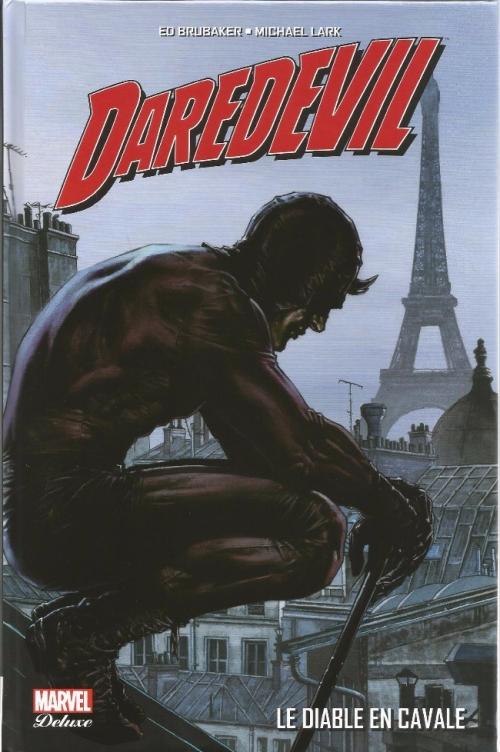 Couverture Daredevil par Brubaker, tome 1 : Le Diable en Cavale