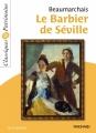 Couverture Le Barbier de Séville Editions Magnard (Classiques & Patrimoine) 2012