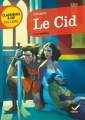 Couverture Le Cid Editions Hatier (Classiques & cie - Collège) 2011