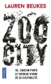 Couverture Zoo city Editions Pocket 2016