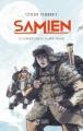 Couverture Samien, tome 2 : La conquête de la planète froide Editions Thierry Magnier 2012
