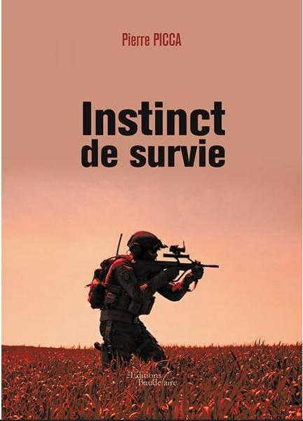 Couverture Instinct de survie