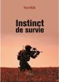 Couverture Instinct de survie Editions Baudelaire 2015
