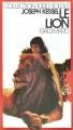 Couverture Le lion Editions Gallimard  (1000 soleils) 1972
