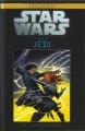 Couverture Star Wars (Légendes): La Genèse des Jedi : tome 3 : La Guerre de la Force Editions Hachette 2016