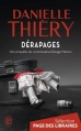 Couverture Commissaire Edwige Marion, tome 11 : Dérapages Editions J'ai Lu (Thriller) 2016