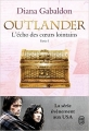 Couverture Outlander (10 tomes), tome 07 : L'écho des coeurs lointains, partie 1 Editions J'ai Lu 2016