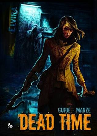 Couverture Elvira Time, intégrale, saison 1 : Dead Time